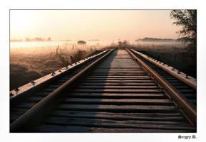 Railroad.... by sergey1984