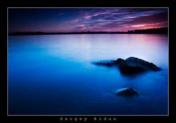 Blue Water... by sergey1984
