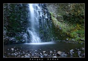 Waterfall... by sergey1984