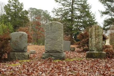 Old Tombstones- Stock by BellaFreeStock