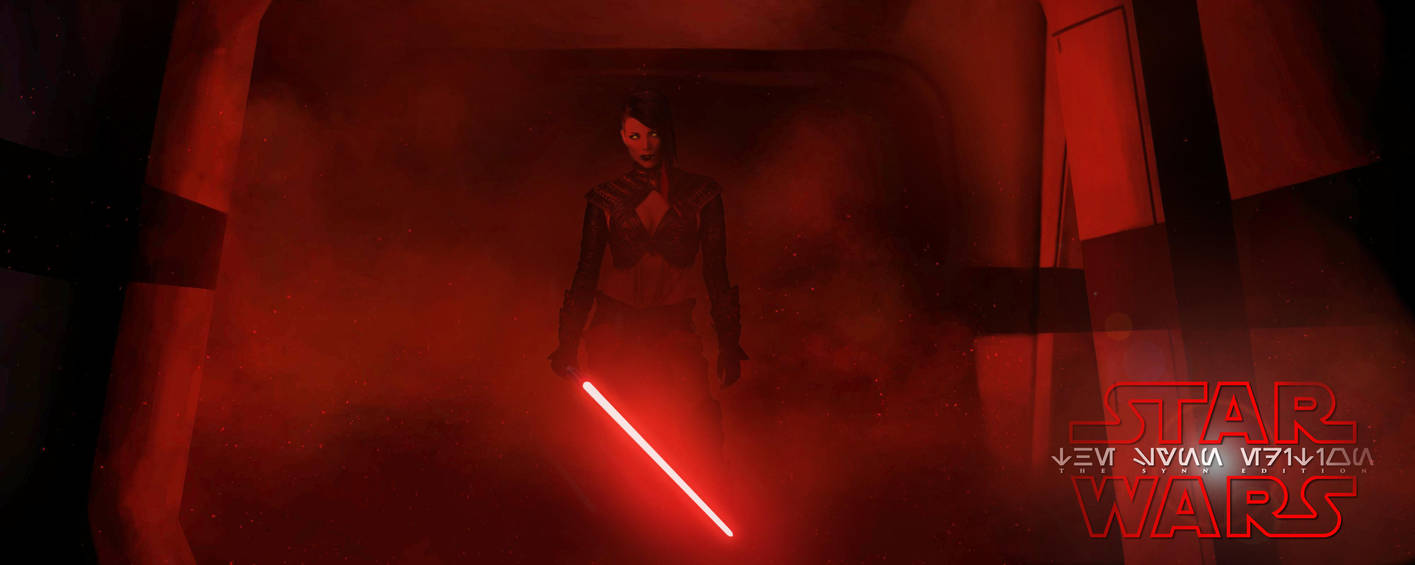 Synn... Reworked the lightsaber glow. by rastanz