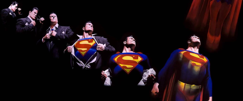 Superman Reboot (3440x1440) by rastanz