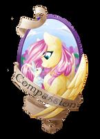 Medallion - Compassion by FuyusFox