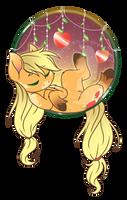 Dream Ring - Applejack by FuyusFox