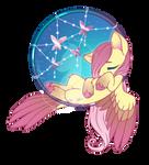 Dream Ring - Fluttershy by FuyusFox