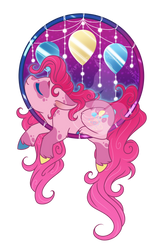 Dream Ring - Pinkie Pie by FuyusFox
