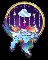 Dream Ring - Rainbow Dash by FuyusFox