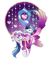 Dream Ring - Royal Crystal Family by FuyusFox