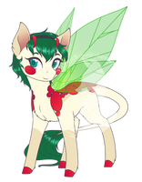 Skimmer adopt - Caprese [CLOSED] by FuyusFox