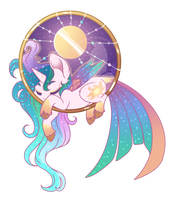 Dream Ring - Princess Celestia by FuyusFox