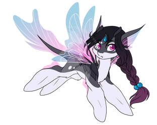 The Grotto - Winter Adopt Orca by FuyusFox