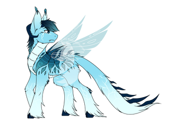 The Grotto - Winter Adopt Cracked Ice by FuyusFox