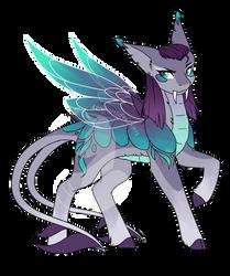 Custom Lasher - Windblade2313 by FuyusFox
