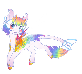 The Grotto Mystery Adopt - Candy Coated by FuyusFox