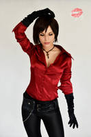 Ada Wong from Resident Evil 6 by AdaCroft
