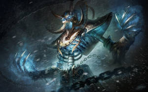 Kel'Thuzad by TamplierPainter