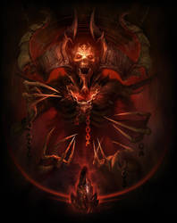 Mephisto - Lord of Hatred by TamplierPainter