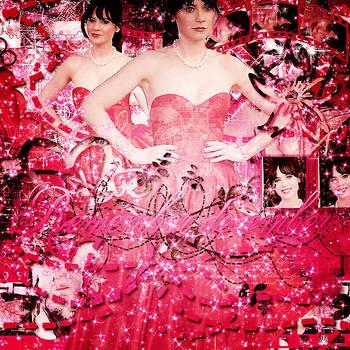 .Zooey Deschanel by ColorsAroundMe