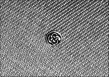 celtic button by Keirouak