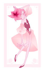Pink Pearl by HezuNeutral