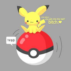 it's pikachu bitches by jennifuh