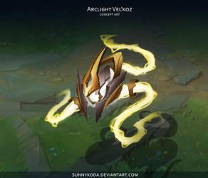 Arclight Vel'koz by sunnykoda