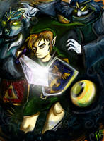 Zelda LA. The Nightmares Boss by Francisco-K