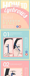 HOw to shape your eyebrow Tut by 3demman