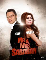 Mr.  Mrs. Sababan by 3demman