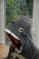 My Nieghbor Totoro Hoodie by 3va3va