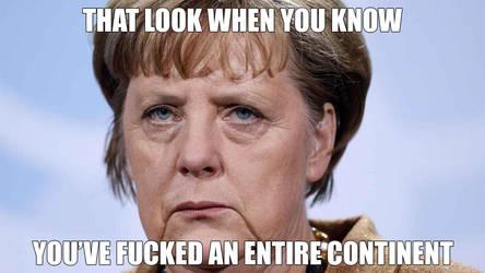 Musrat Merkel by shiraz07