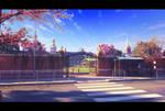 University Entrance by goliatgashi