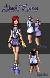 Limit Form Kairi by isaiahjordan
