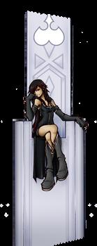 Neo Organization XV's No. I: Xhaonroi by isaiahjordan