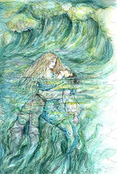 The little mermaid #2 by Sophia756