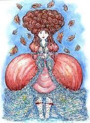 Autumn princess by Sophia756