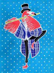 Flamingo by Sophia756
