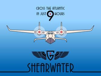 Shearwater by YuryMilovidov