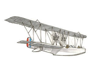 Farman F.50 by YuryMilovidov