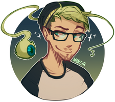 JackSepticEye by m-arci-a