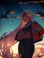 Morgana by m-arci-a