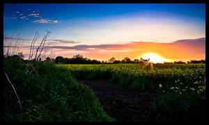 Sunday Sunrise by FlippinPhil