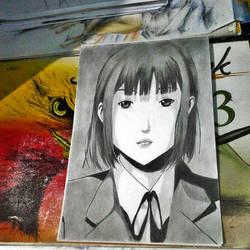 Chiyo Kurihara - Prison School by elangilman