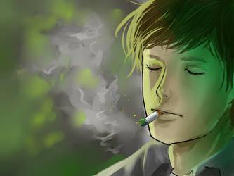 Smoke by elangilman