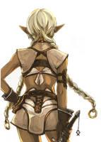 elf by KiwoYamada