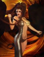Flamboyante Estelle by Mickytroisd