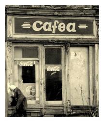 Old Cafe by Pagina7Lipsa