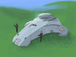 Redesign: Phaser Tank by MK01