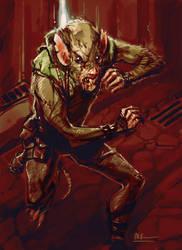 Rat Man by MK01