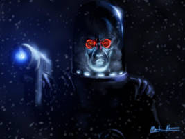 That's Mister Freeze to you. by MK01